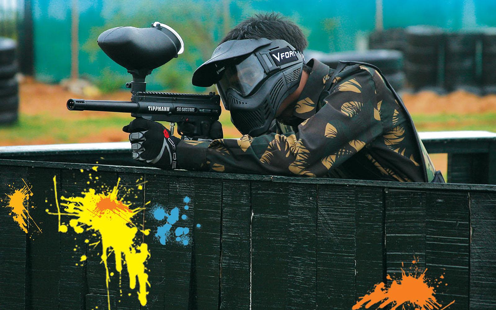accessori ed equipaggiamento per paintball - armastore
