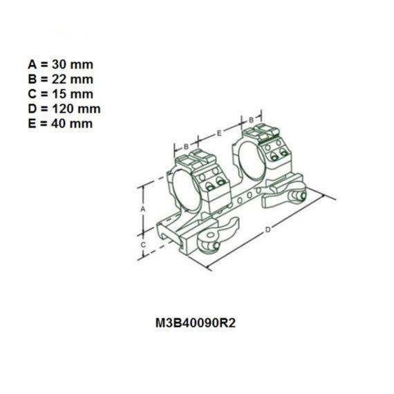misure-m3b40090r2